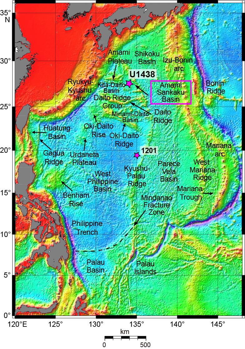 Iodp Publications  U2022 Volume 351 Expedition Reports  U2022 Expedition 351 Summary
