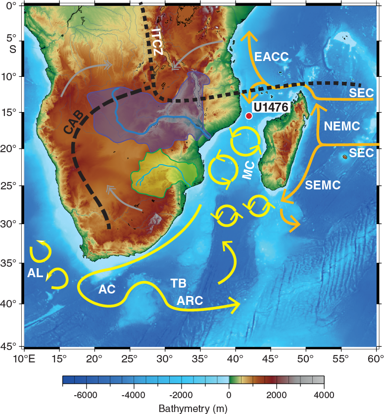 Fill sea surface analysis briggs and opinion