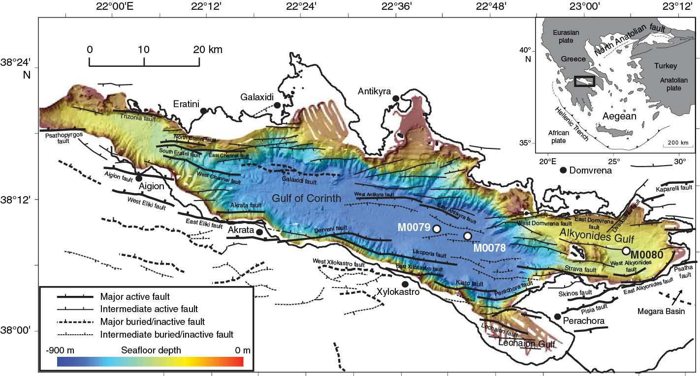 IODP Publications • Volume 381 expedition reports • Site M0080